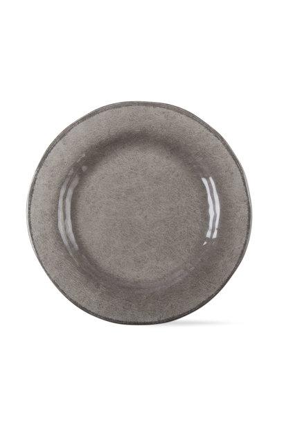 Veranda Warm Gray Dinner Plate