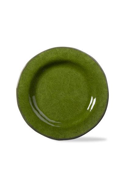 Veranda Green Salad Plate