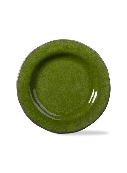Tag Veranda Green Dinner Plate