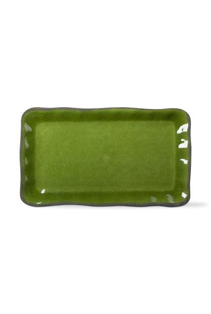 Veranda Green Platter