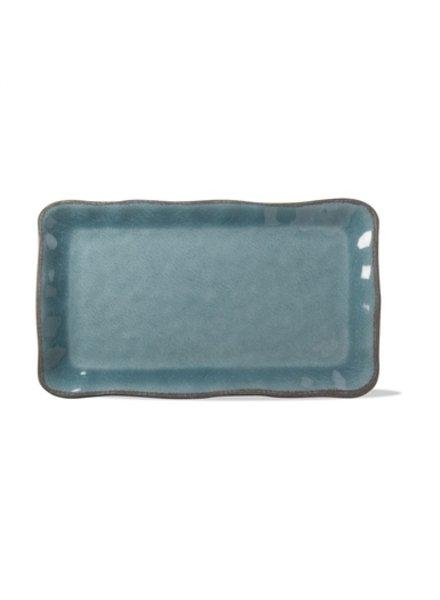 Tag Veranda Aqua Platter