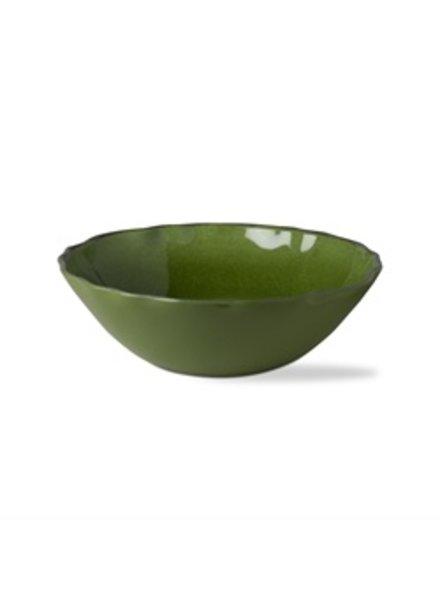 Tag Veranda Green Serving Bowl