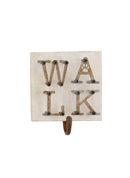 Mud Pie Dog Leash Hanger, Walk