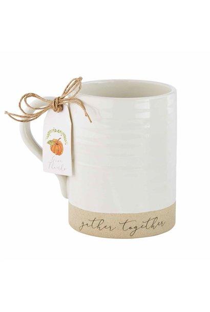 Mug Stoneware, Gather