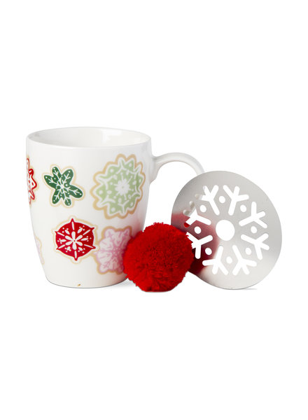 Tag Mug Sugar Cookie W/Stamp