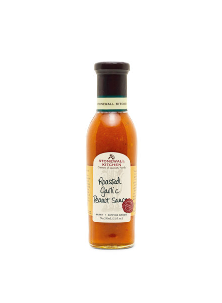 Stonewall Kitchen Grill Sauce Rstd Garlic Peanut