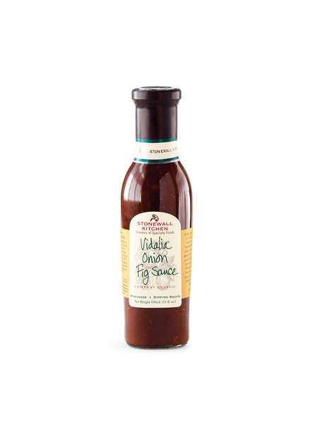 Stonewall Kitchen Grill Sauce Vidalia Onion Fig