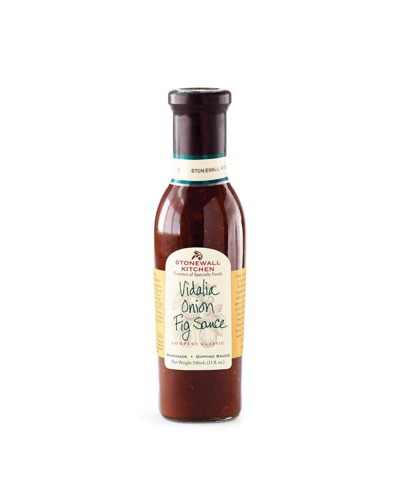 Stonewall Kitchen Grill Sauce Vidalia Onion Fig
