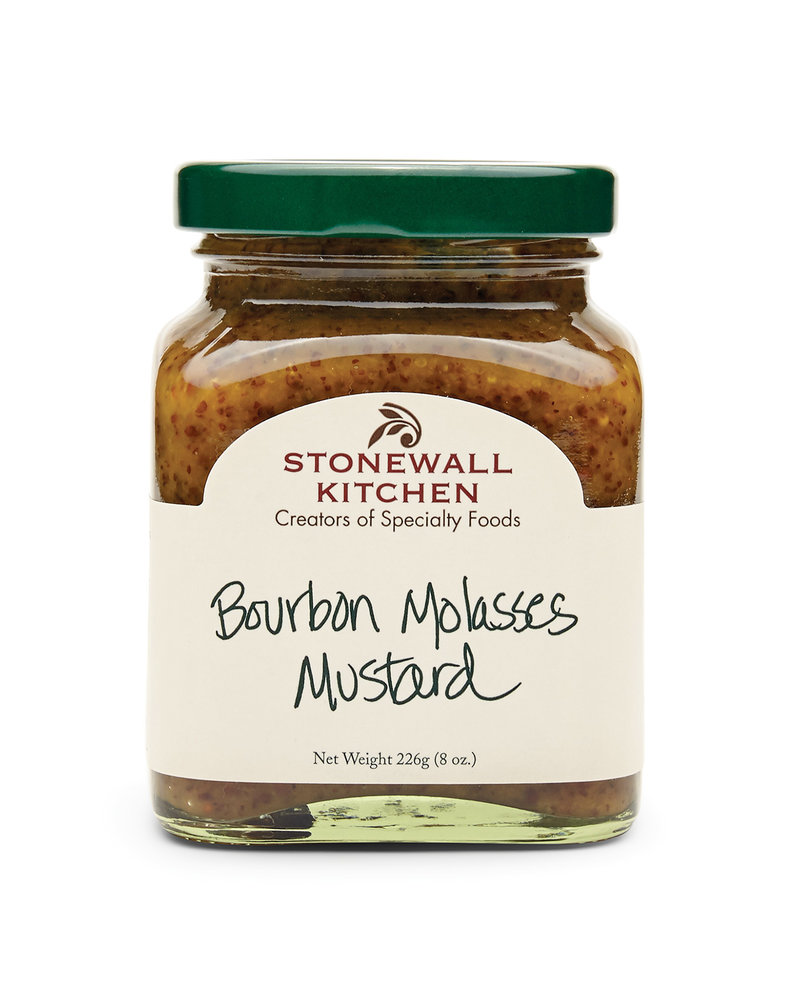 Stonewall Kitchen Mustard Bourbon Molasses