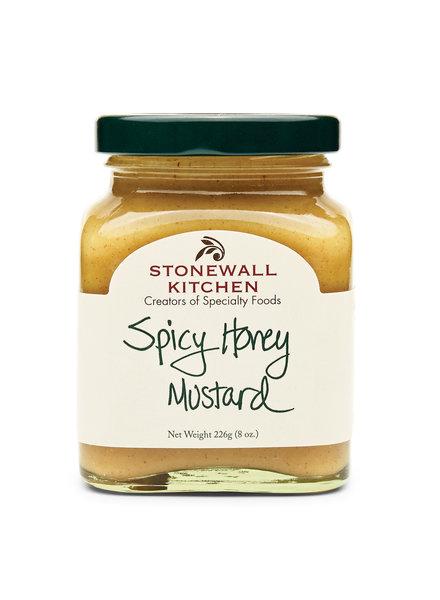 Stonewall Kitchen Mustard Spicy Honey