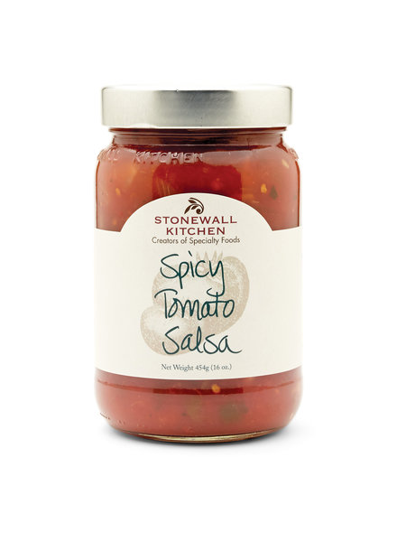 Stonewall Kitchen Salsa Spicy Tomato