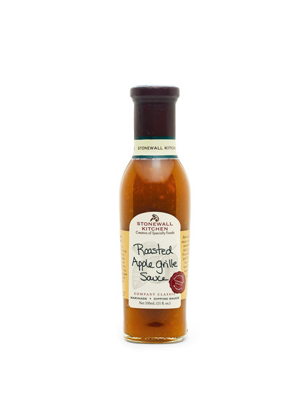 Stonewall Kitchen Grill Sauce Roasted Apple