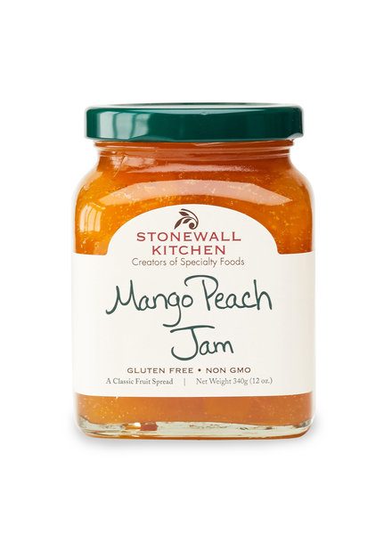 Stonewall Kitchen Jam Mango Peach
