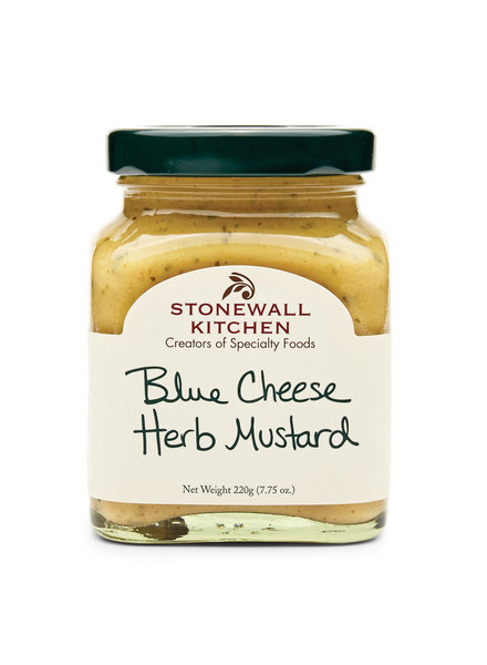 Stonewall Kitchen Mustard Blue Cheese Herb