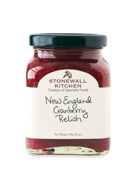 Stonewall Kitchen Relish New England Cranberry