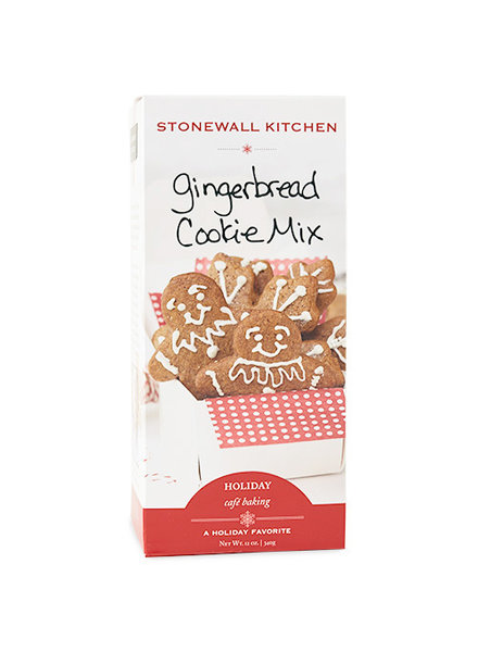 Stonewall Kitchen Mix Cookie Gingerbread