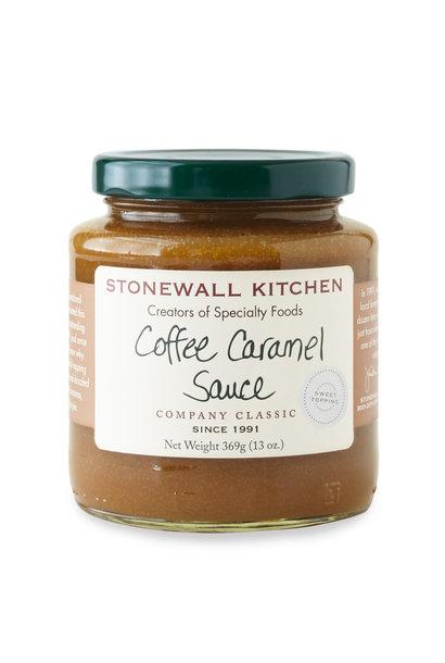 Dessert Sauce Coffee Caramel
