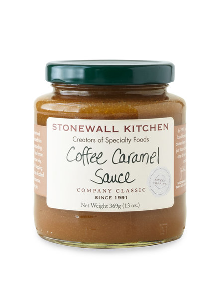 Stonewall Kitchen Dessert Sauce Coffee Caramel
