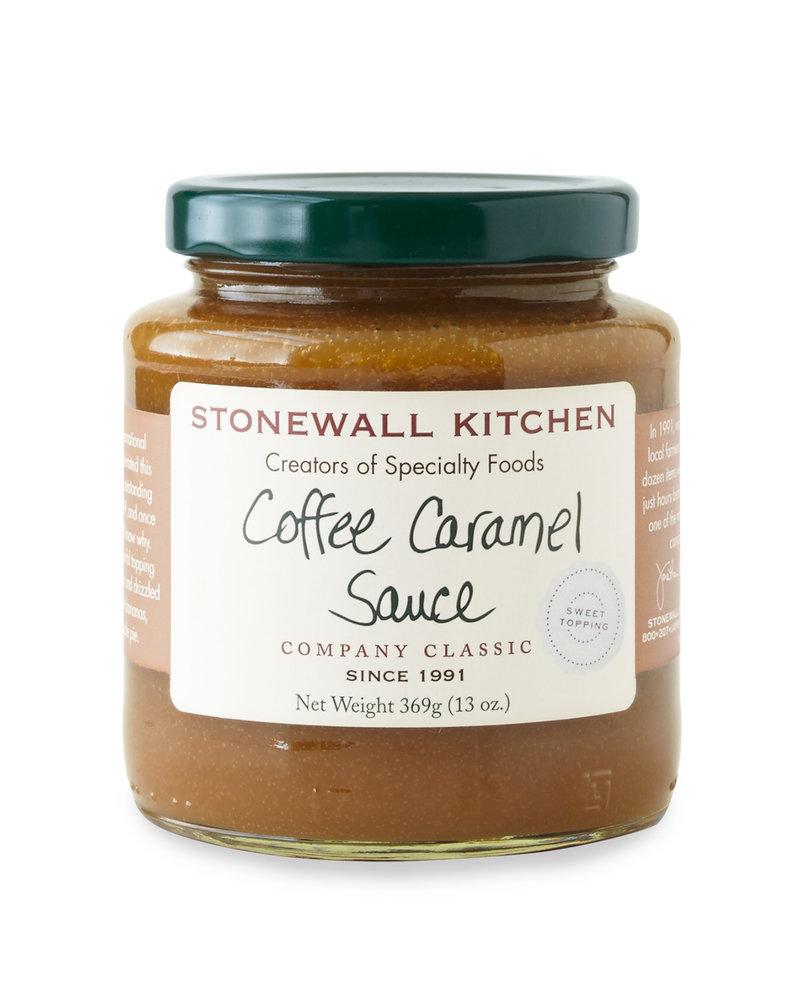 Stonewall Kitchen Dessert Sauce Coffee Caramel