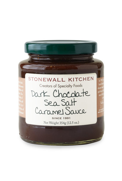 Dessert Sauce CocoaSaltCaramel