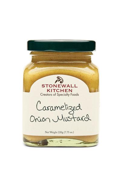 Mustard Carmelized Onion