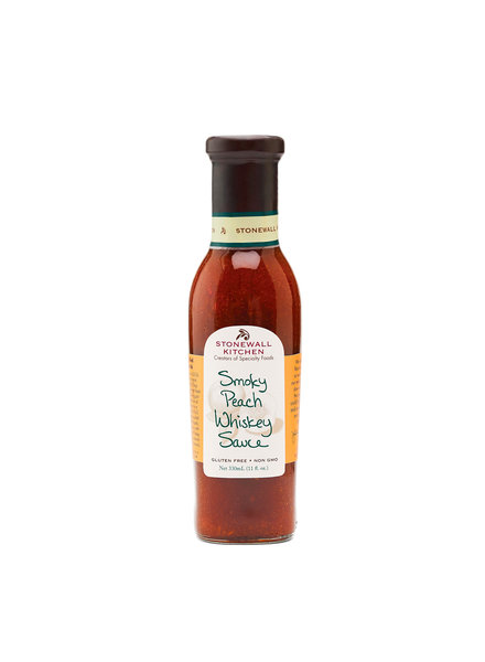 Stonewall Kitchen Grill Sauce Peach Whiskey