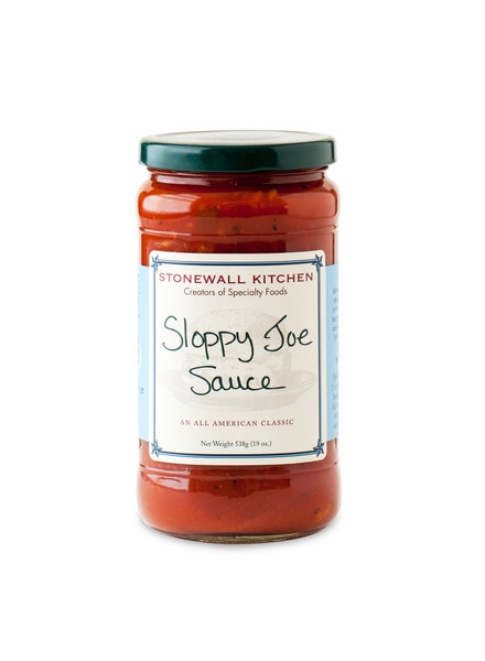 Stonewall Kitchen Simmering Sauce Sloppy Joe