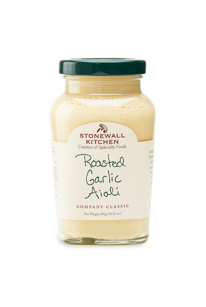 Aioli Roasted Garlic