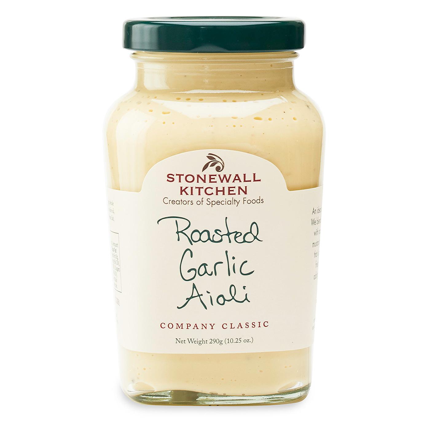 Aioli Roasted Garlic-1