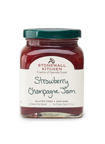 Stonewall Kitchen Jam Strawberry Champagne