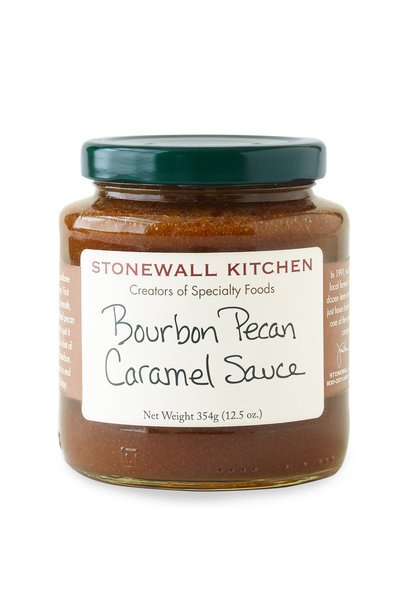 Dessert Sauce Bourbon Pecan