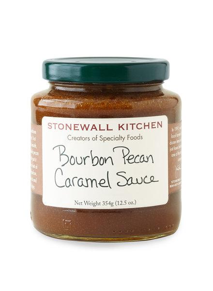 Stonewall Kitchen Dessert Sauce Bourbon Pecan