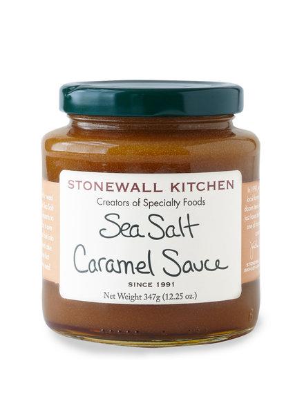 Stonewall Kitchen Dessert Sauce SeaSalt Caramel