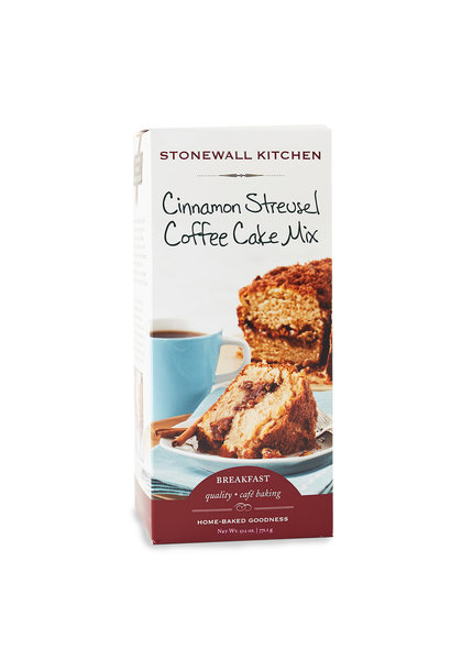Mix Cinnamon Streusel Coffee