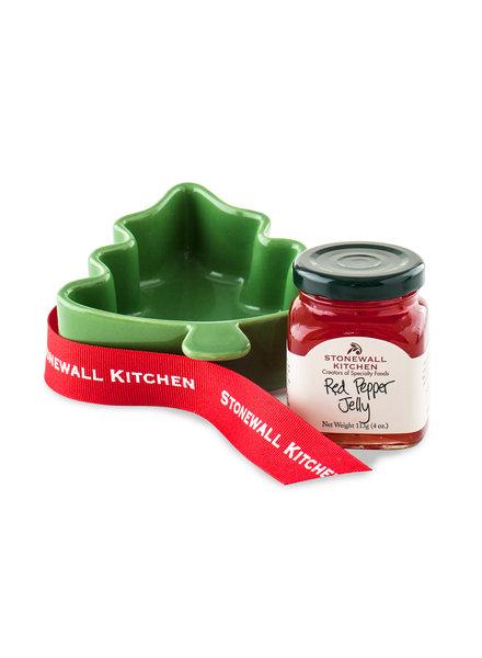 Stonewall Kitchen Ramekin Tree Red Pepper Jelly