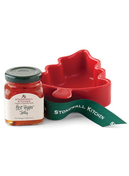 Stonewall Kitchen Ramekin Tree Hot Pepper Jelly