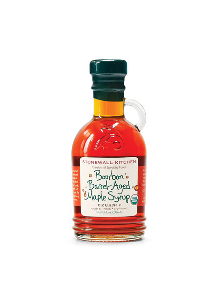 Stonewall Kitchen Syrup Bourbon Aged Maple