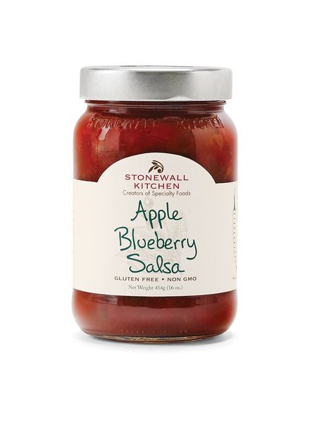 Stonewall Kitchen Salsa Blueberry Apple