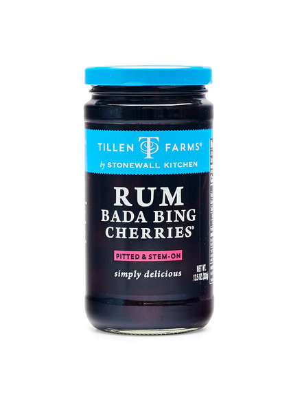 Tillen Farms Cherries Bada Bing Rum
