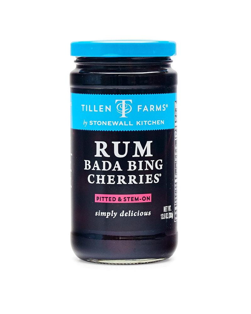 Tillen Farms Cherries Bada Bing Rum