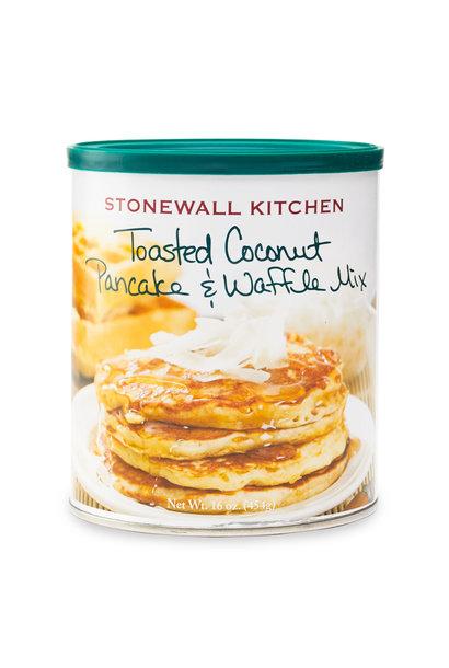 Pancake & Waffle Mix Toasted Coconut