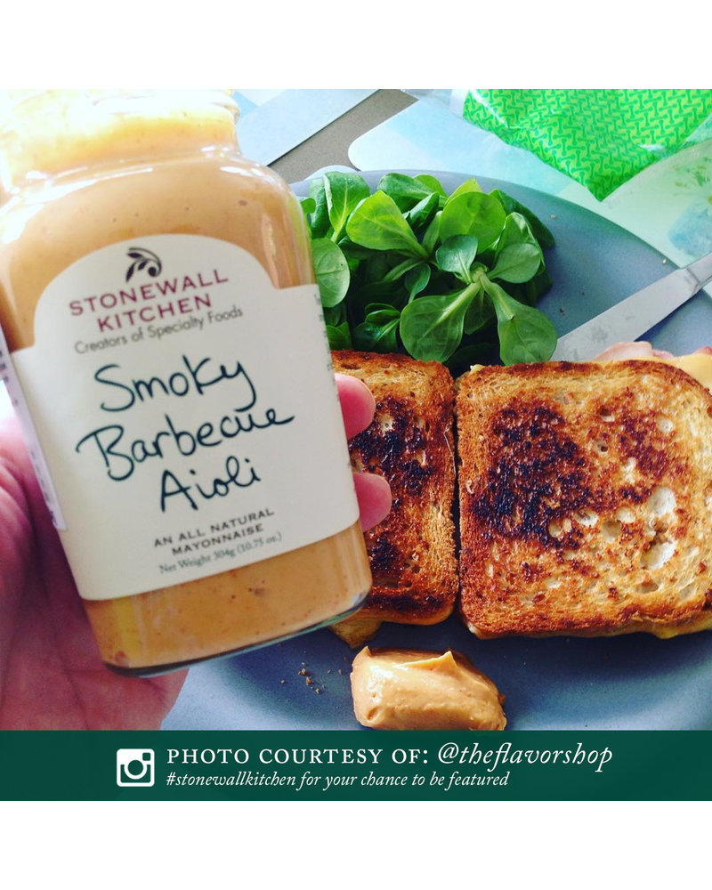 Stonewall Kitchen Aioli Smoky Barbecue