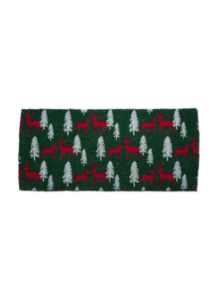Tag Coir Mat Estate Tree & Deer