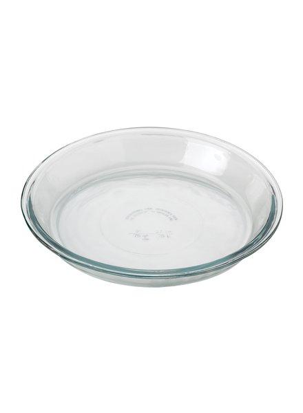 "Harold Pie Dish Glass 9"""