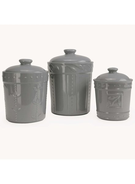 Signature Canister Sorrento Gray