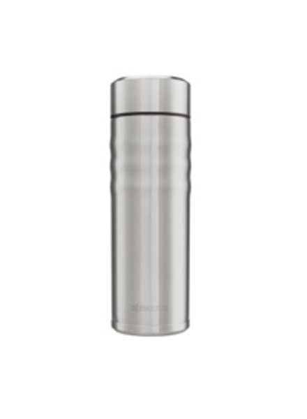 Kyocera 17 oz Ceramic Travel Mug, Silver