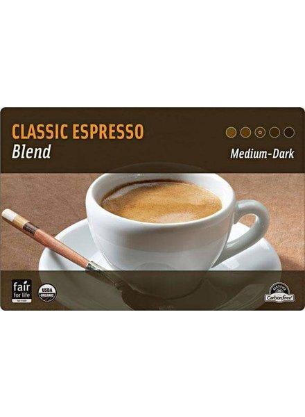 Classic Espresso 1 LBS