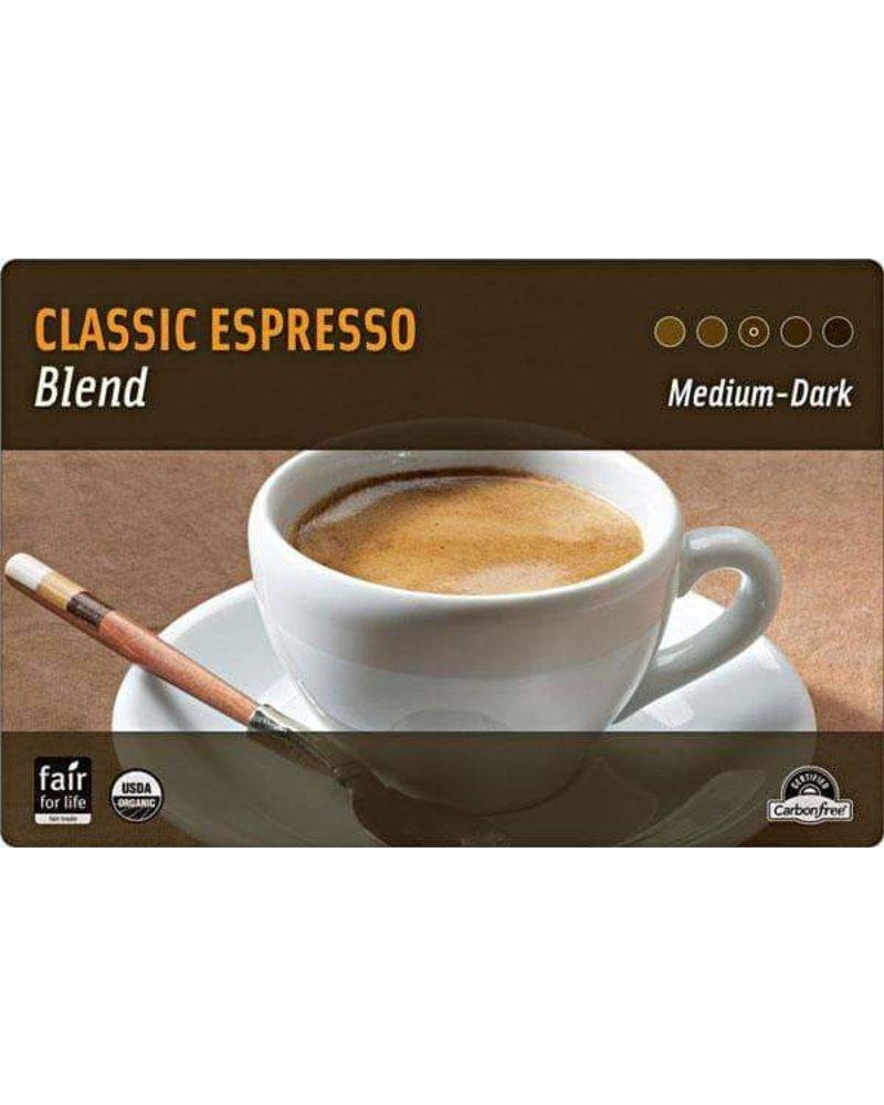 Classic Espresso .5 LBS