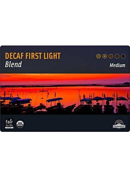 First Light Blend Decaf .25 LBS