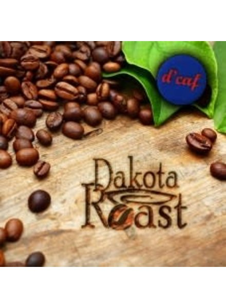 Dark Canyon Coffee Dakota Roast Decaf 1 LBS
